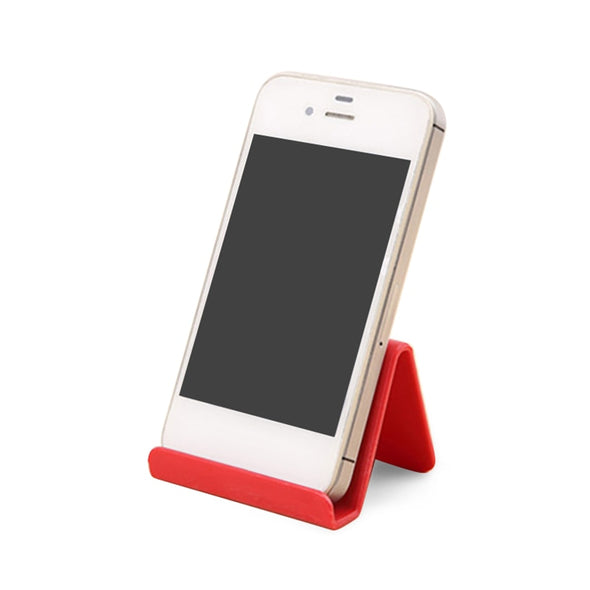 Universal Candy Mobile Phone Accessories Portable Mini Desktop Stand Table Cell Phone Holder For IPhone Samsung Xiaomi Huawei