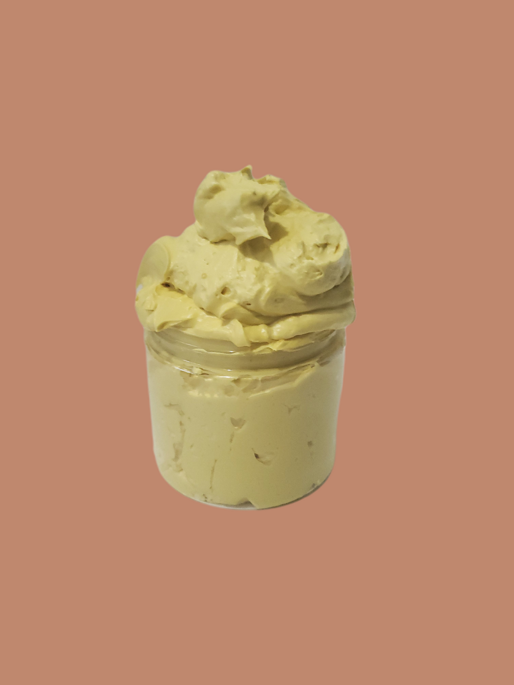 Whipped Yellow Shea Butter