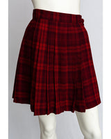 1980's Vintage School Girl Skirt