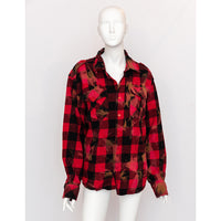 Buffalo Plaid Red Flannel