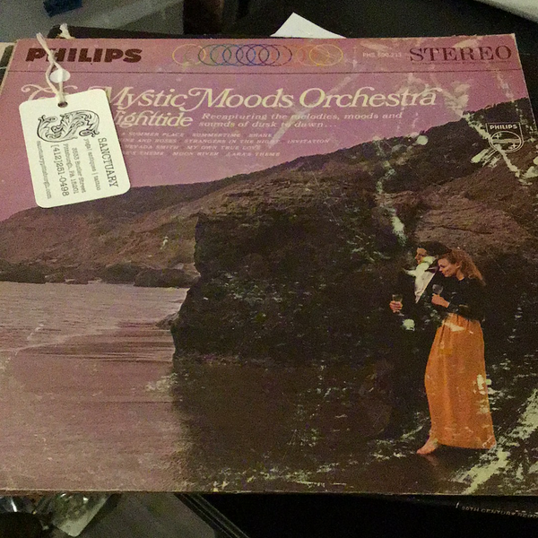 "The Mystic Moods Orchestra ""Plays Nighttide"" Record"