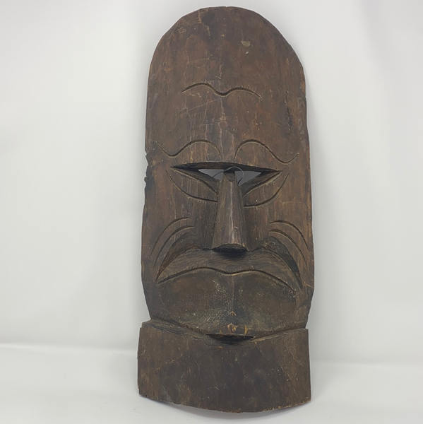 Pacific Wooden Mask