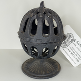 Vintage Cast Iron Yarn/String Holder (Black)