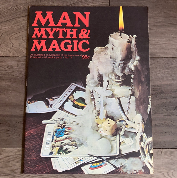 Man, Myth & Magic Magazine Part 4