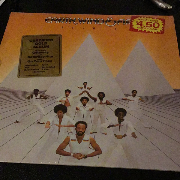 "Earth, Wind & Fire ""Spirit"" Record"
