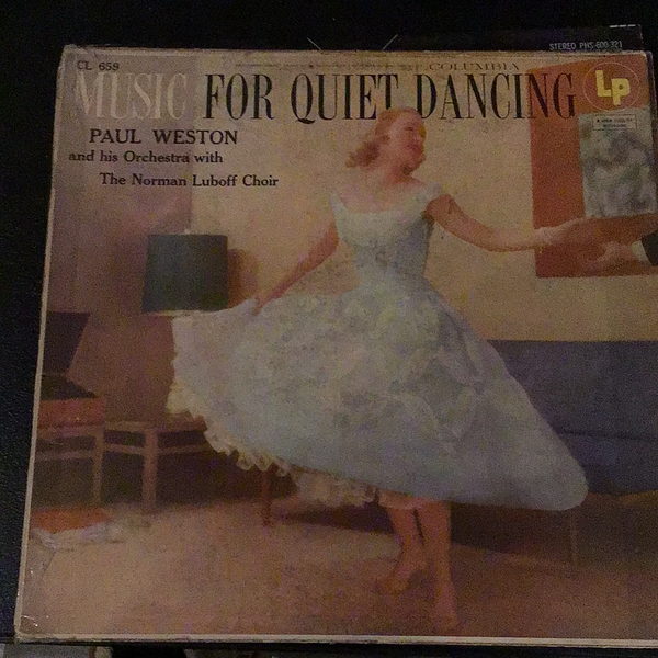 Music For Quiet Dancing Record