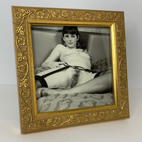 NSFW Small Erotic Nude in Square Frame
