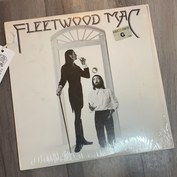 Fleetwood Mac Self Titled Record