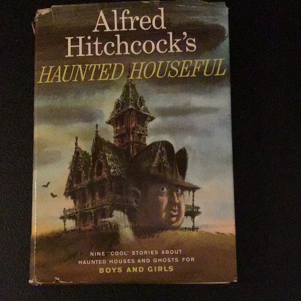 Alfred Hitchcock Haunted Houseful