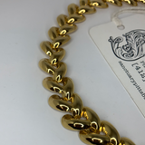 60's Vintage Gold Chain Necklace