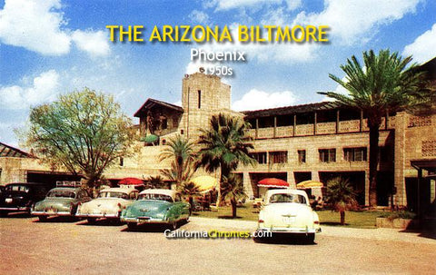 The Arizona Biltmore Phoenix, c.1953