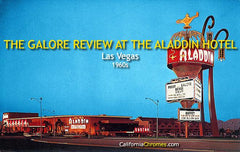 The Galore Revue at the Aladdin Hotel Las Vegas, c.1965