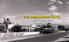 The Ambassador Hotel, Palm Springs, 1940s