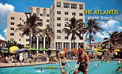 The Atlantis Miami Beach, c.1960