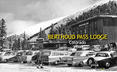 Berthoud Pass Lodge, Colorado, 1950s
