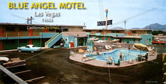 Blue Angel Motel, Las Vegas, 1960s