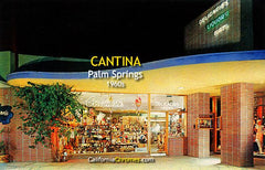 Cantina, (original location of M Hale Gallery), c.1960