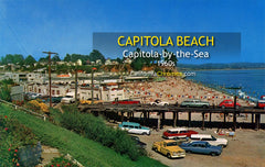 CAPITOLA-BY-THE-SEA - Capitola Beach