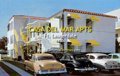 Casa Del Mar Apartments, Ft. Lauderdale, c.1955