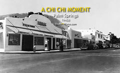 A Chi Chi Moment, Palm Springs, 1940s