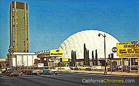Cinerama Dome Theatre c.1965