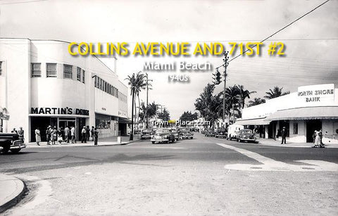 Collins Avenue and 71st Street, Miami Beach, #2