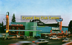 CRYSTAL BAY CLUB CASINO - North Lake Tahoe