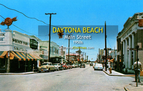 DAYTONA BEACH, Florida - Main Street