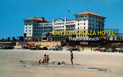 DAYTONA BEACH, Florida - Daytona Plaza Hotel