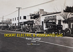 Desert Electric & Associated Gas, 1930s