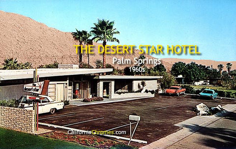 The Desert Star Hotel c.1960