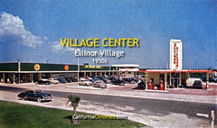 Village Center Ellinor Village, c.1950
