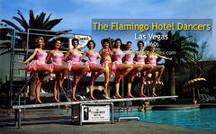 THE FLAMINGO HOTEL DANCERS - Las Vegas, Nevada