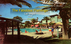 THE FLAMINGO HOTEL - Las Vegas, Nevada
