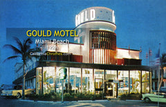 THE GOULD MOTEL - Miami Beach, Florida