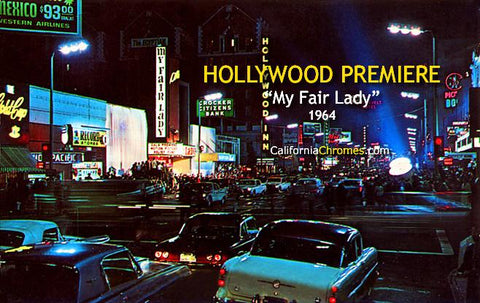 Hollywood Premiere c.1964