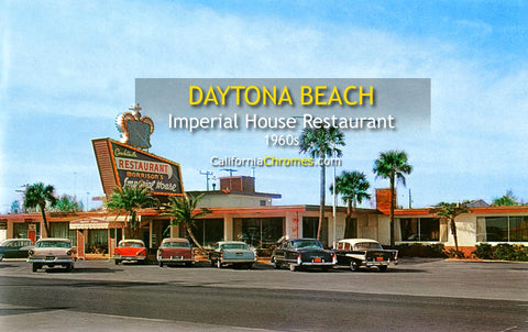 DAYTONA BEACH, Florida - Imperial House Restaurant