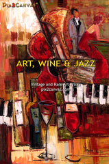 Art Wine and Jazz