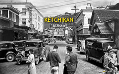Welcome to Ketchikan, Alaska, 1940s