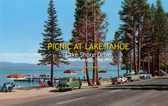 LAKE SHORE DRIVE - Lake Tahoe