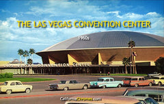 THE LAS VEGAS CONVENTION CENTER 1960s