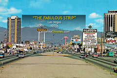 THE FABULOUS STRIP - Las Vegas, Nevada 1970s
