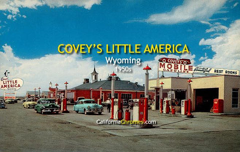 Covey's Little America Wyoming, 1955