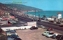 Malibu Beach near the Pier c.1960