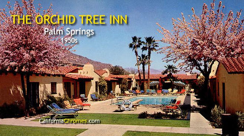 The Orchid Tree Inn c.1950