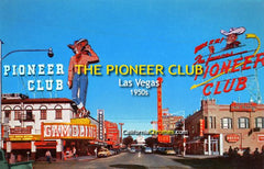 The Pioneer Club Las Vegas, c.1955