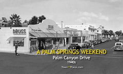 A Palm Springs Weekend, 1940s