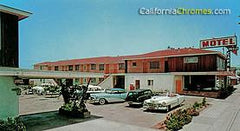 Denver Motel & Restaurant Redondo Beach, c.1955