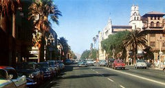 7th Street near Orange Riverside, c.1955