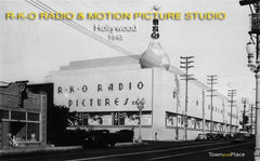 R-K-O Radio & Motion Pictures Studios #1, 1930s